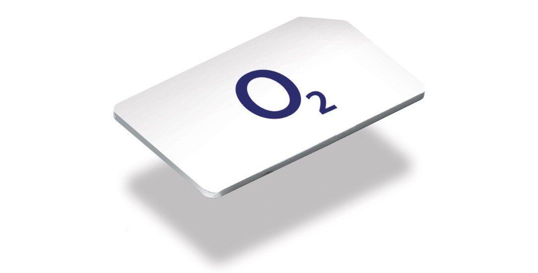 O2 Sim Karte