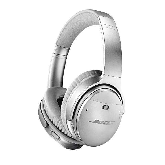 Quietcomfort 35 Wireless Headphones Ii Silber
