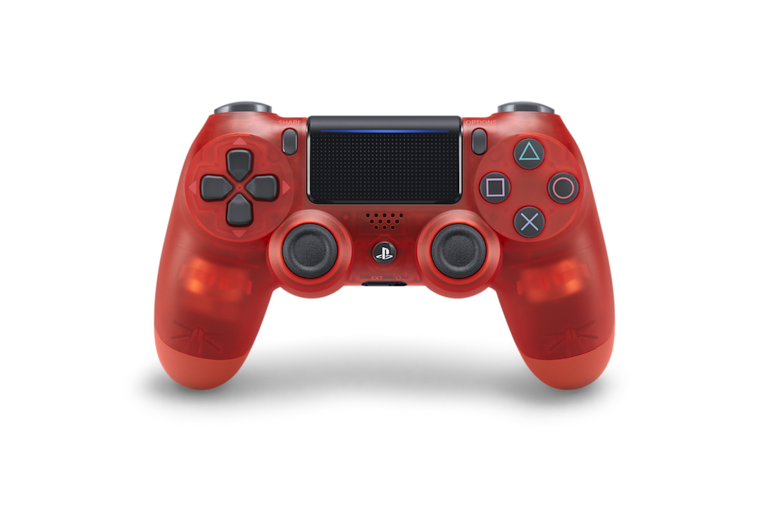 Sony Ps4 Dualshock Crystal2