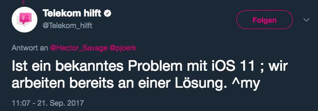 Telekom Apple Karten Problem