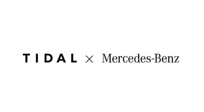 Tidal Mercedes Benz