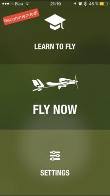 Tobyrich Smartplane Pro App Ansicht 1