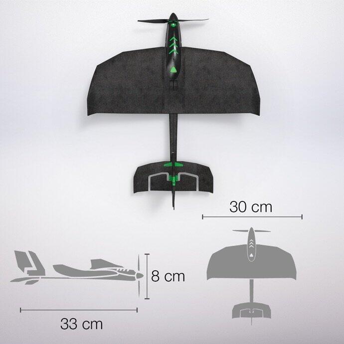 Tobyrich Smartplane Pro Technische Zeichnung