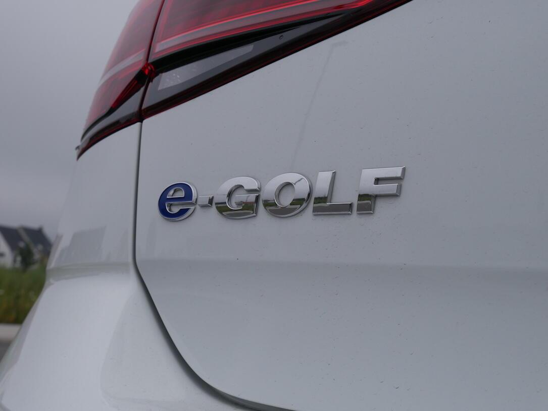 Vw E Golf Test1