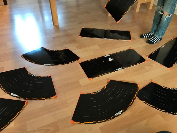 Anki Overdrive Fast And Furious Bahn1