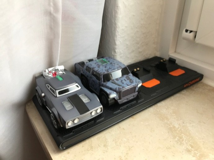 Anki Overdrive Fast And Furious Ladestation
