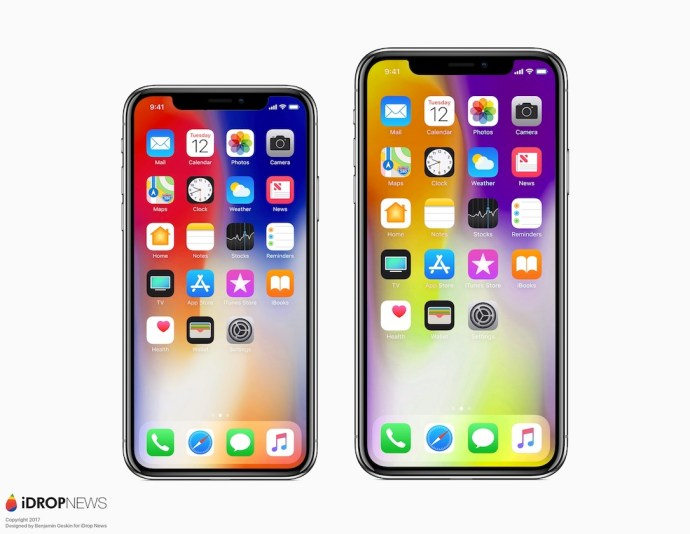 Apple Iphone X Plus Mockup4