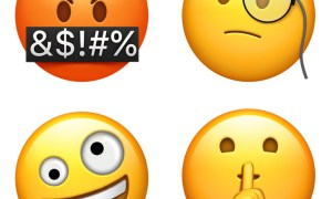 Apple Emoji Update 2017 Faces