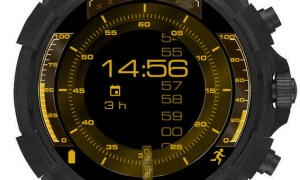 Dieselon Full Guard Watchface Dashboard