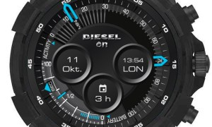Dieselon Full Guard Watchface Tremor