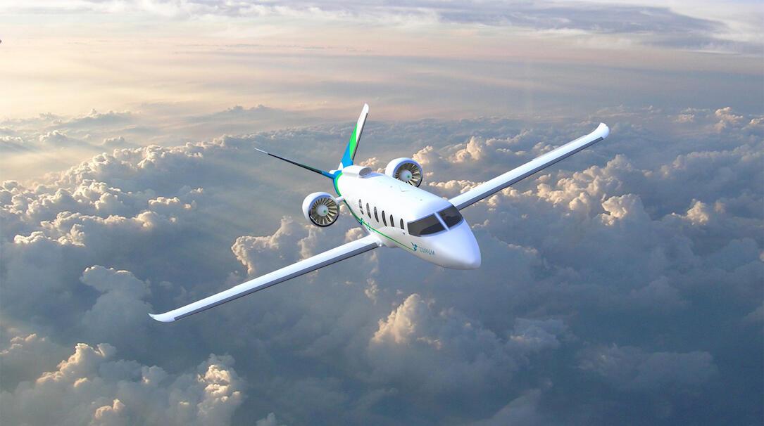 Flugzeug Zunum Aero