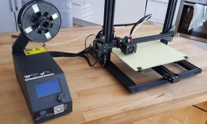 Gearbest Cr 10 Mini 3d Drucker 20171014 151351