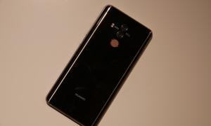 Huawei Mate 10 Pro Bild2