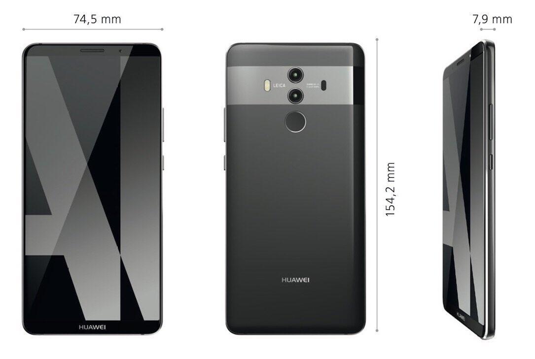 Huawei Mate 10 Pro Daten