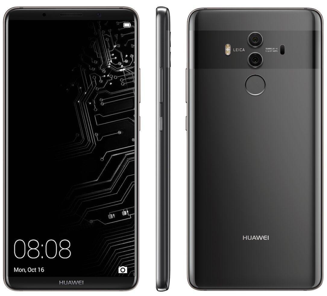 Huawei Mate 10 Pro Schwarz