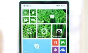 Lumia 435 Prototyp Header