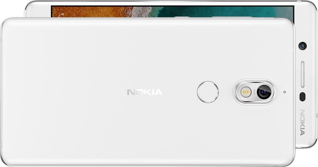 Nokia 7 Weiss