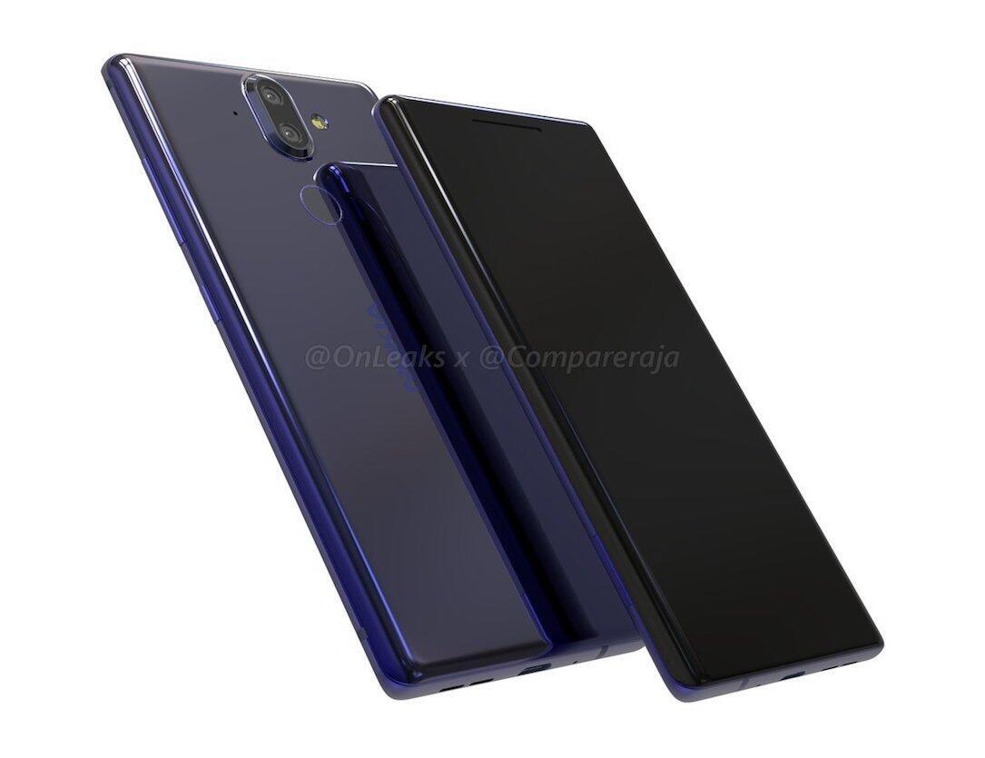 Nokia 9 Leak Header