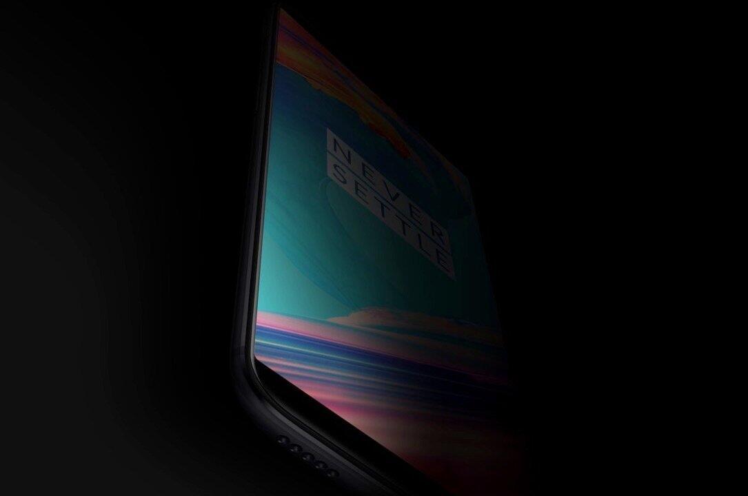 OnePlus 5T mit Full View Display?