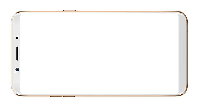 Oppo F5 Rahmen