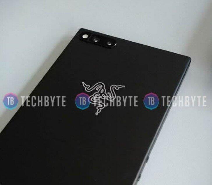 Razer Smartphone Back