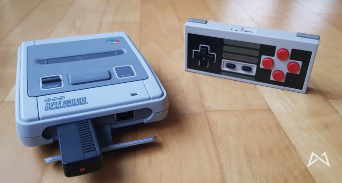 Snes Classic Mini 8bitdo Retro Receiver