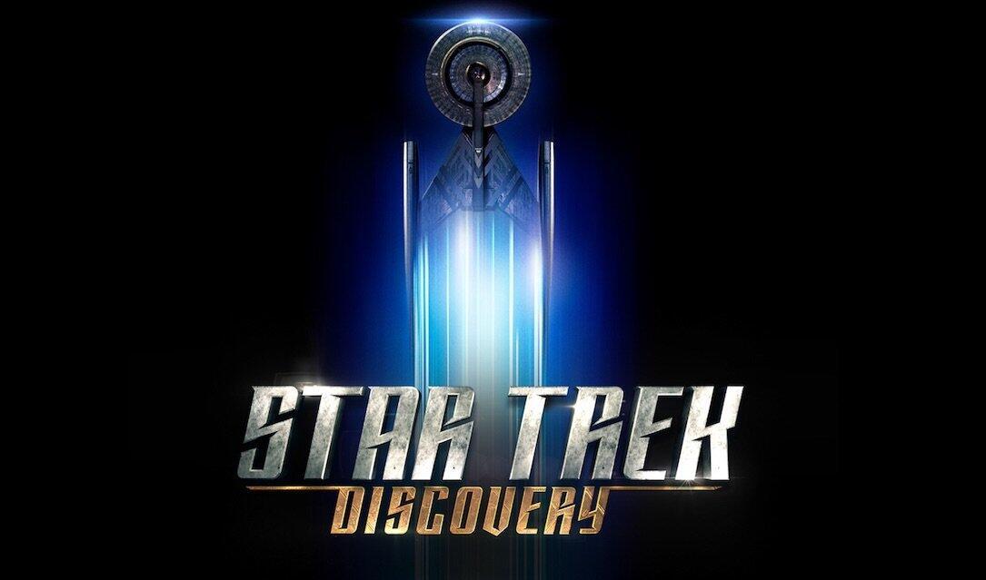 Star Trek Discovery Header