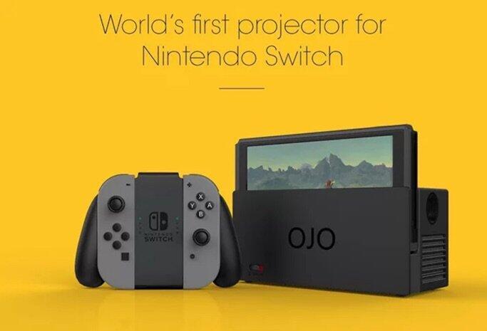 Switch Projektor