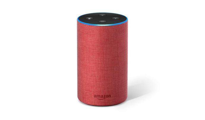 Amazon Echo Red