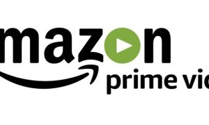 Amazon Prime Video Logo Header