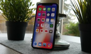 Apple Iphone X Blume