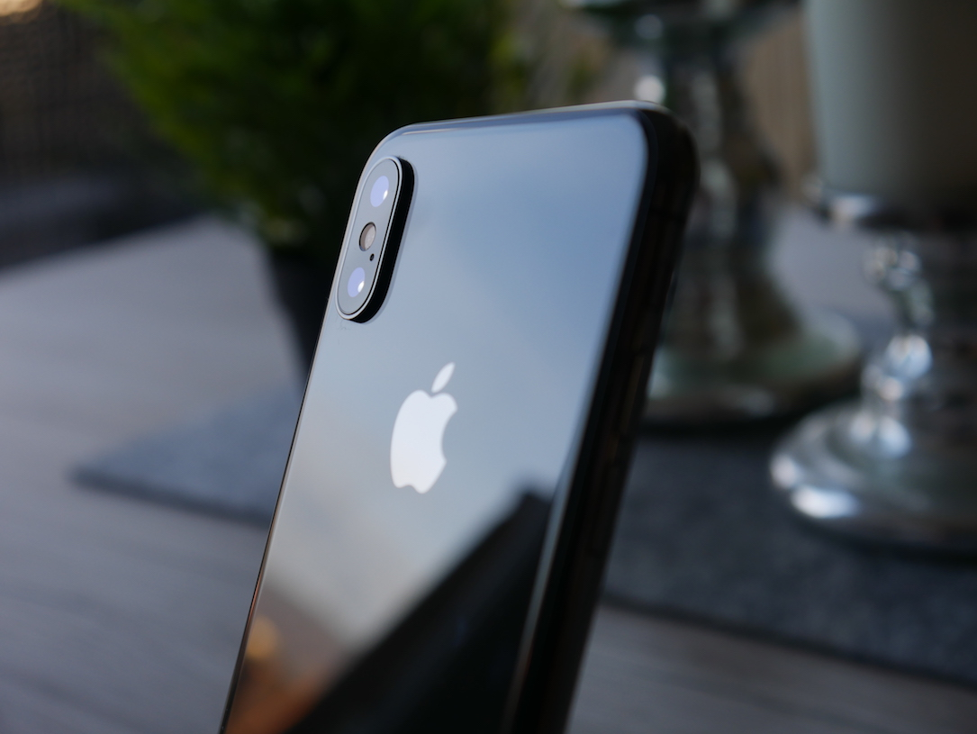 iphone x bildschirm probleme