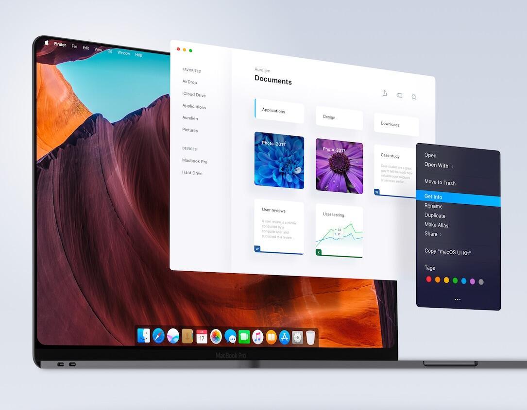Apple Os Konzept