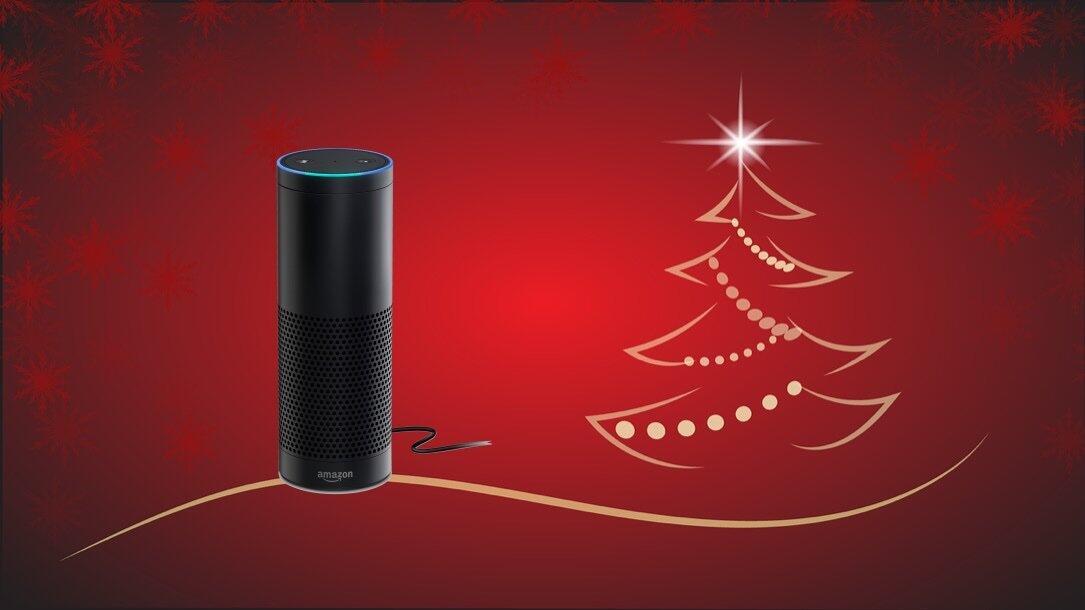 Weihnachten mit Alexa
