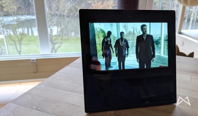 Echo Show Film Amazon Prime Video