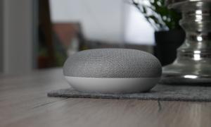 Google Home Mini Test1