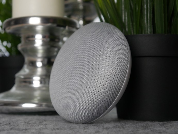 Google Home Mini Test2