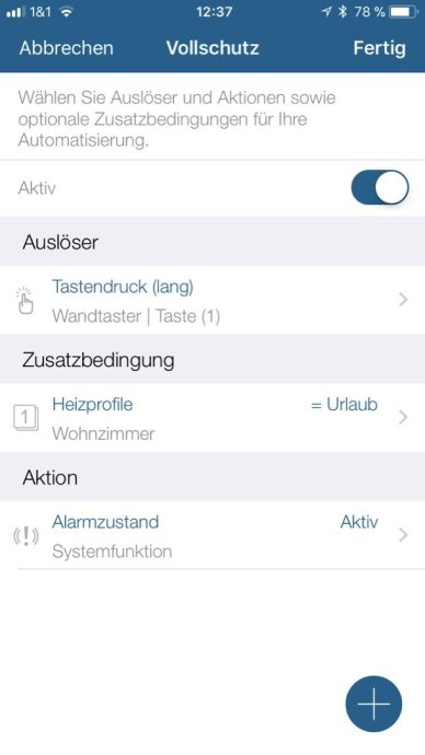Homematic Ip Automatisierung