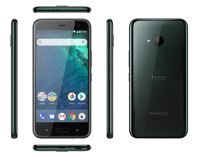 Htc Ocean Life 6v Brilliant Black