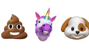 Ios11 Iphone X Animoji