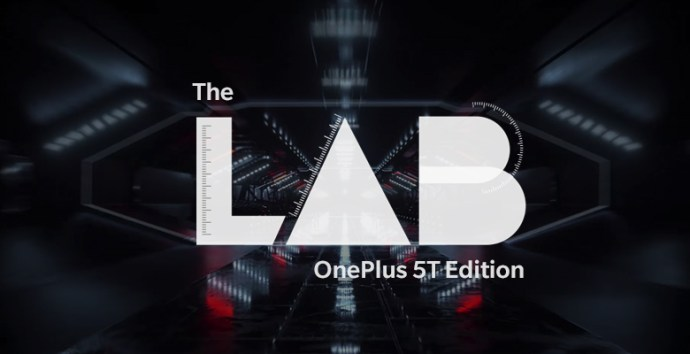 Oneplus 5t The Lab