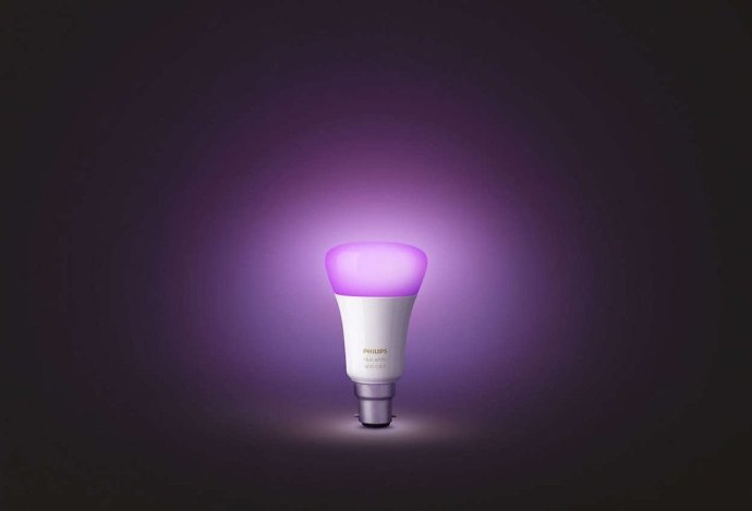 Philips Hue Lampe