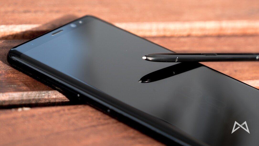 Samsung Galaxy Note8 08