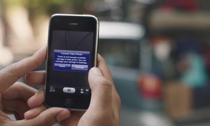 Samsung Iphone Werbung