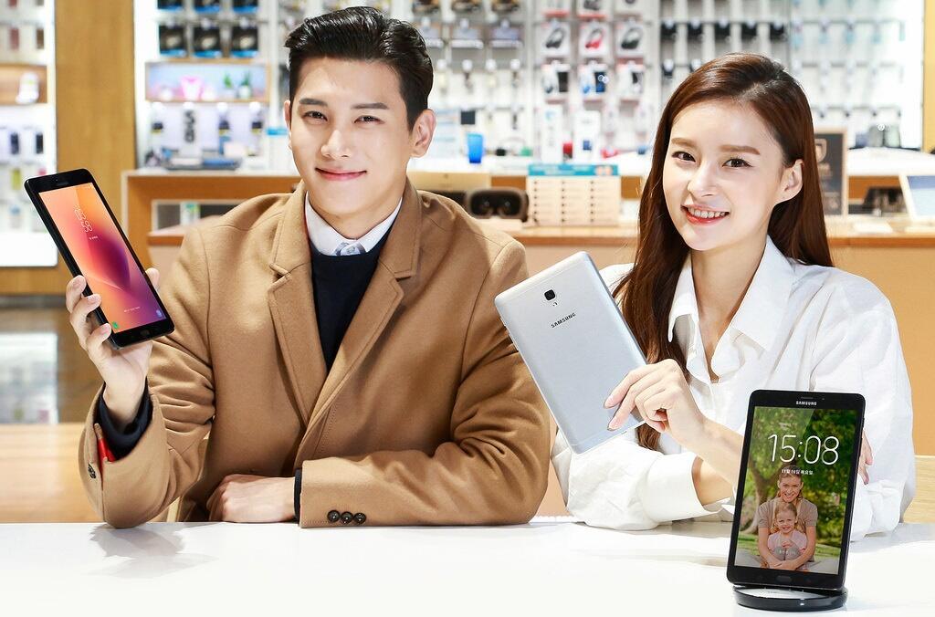 Samsung Galaxy Tab A Bixby