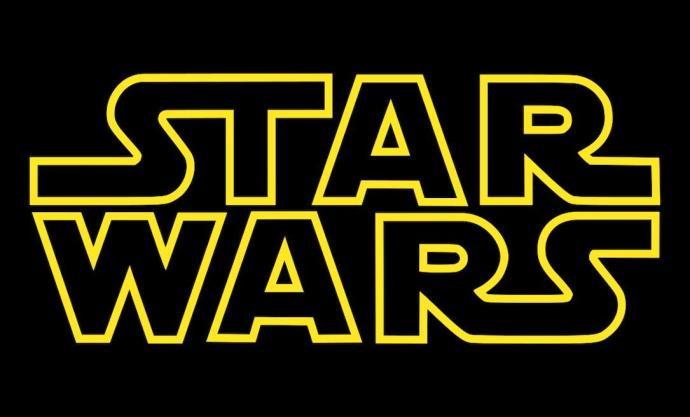 Star Wars Logo Header