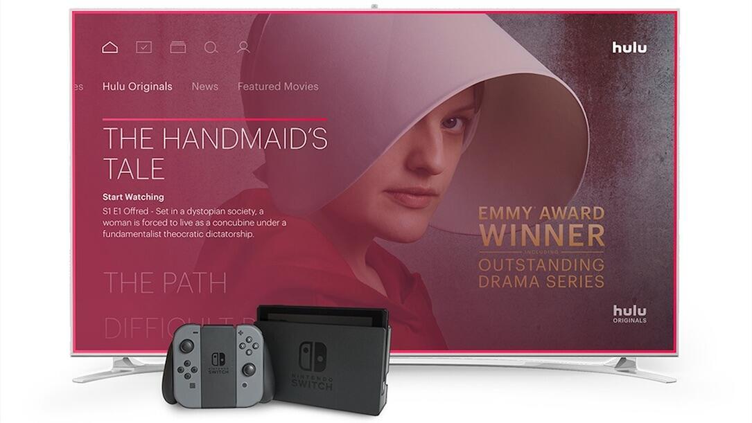 Switch Hulu