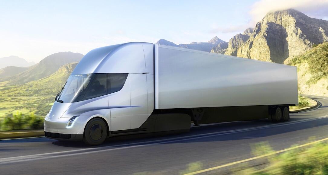 Tesla Semi Truck1