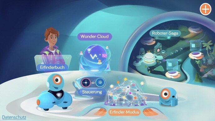 Wonder Workshop Dash App Wonder3
