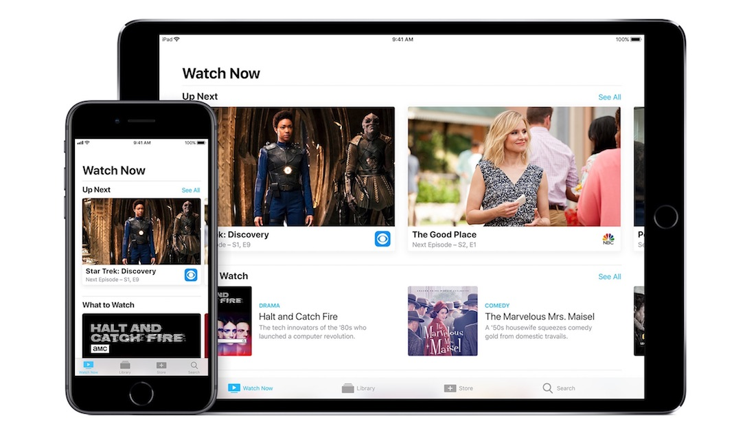 Apple Tv App Header